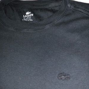 Lacoste thermal tee
